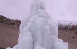 ghiaccio artificale, himalaya
