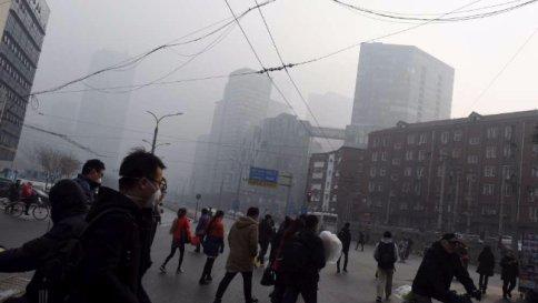 Inquinamento, il numero di vittime ogni anno è preoccupante