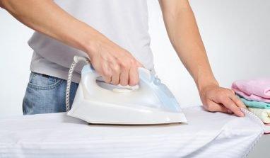 Consumo energetico: come evitare di stirare gli indumenti