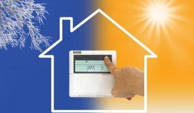Risparmiare sul riscaldamento: come regolare il termostato in maniera corretta