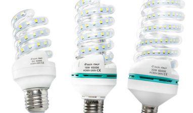 Utilizzare le lampadine a LED: ecco come risparmiare tramite un'energia pulita