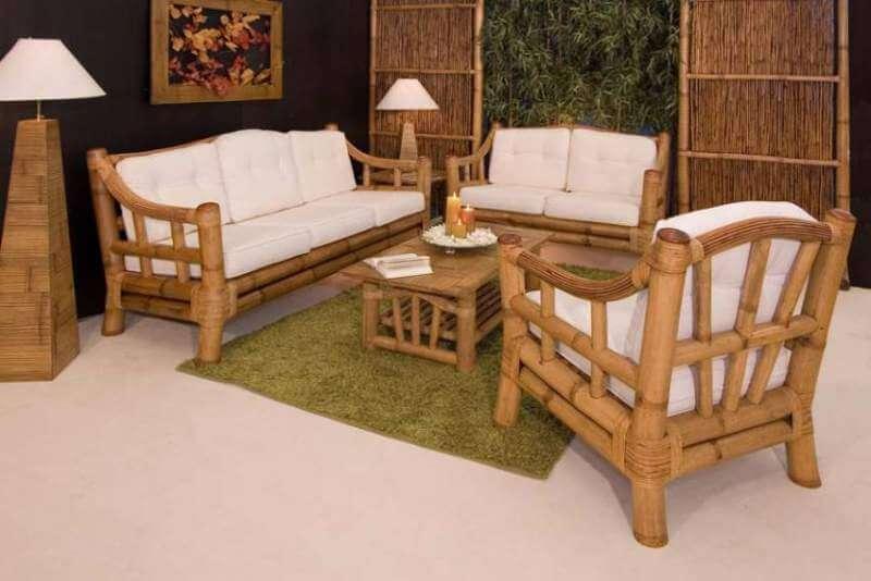 Bambù: arredamento naturale e mobili ecologici con un materiale solido