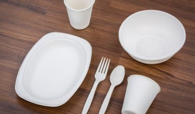 Alternative naturali alla plastica: la Bioplastica per piatti e bicchieri usa e getta