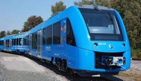 Come funziona un treno a idrogeno?