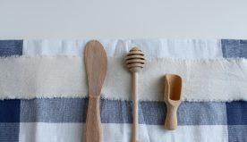 Posate in legno, un'alternativa alla plastica monouso