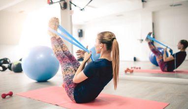 Bande elastiche, quali scegliere per fare fitness a casa propria