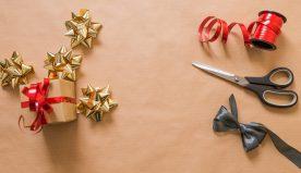 Come incartare i regali in maniera ecologica